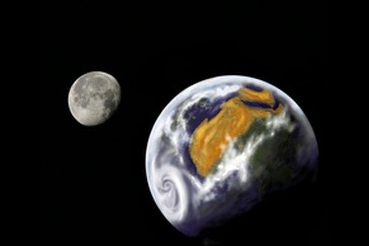 La fuerza gravitatoria es una fuerza poderosa en el espacio.