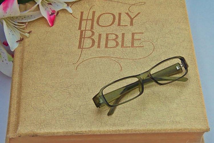 El Padre Nuestro está escrito dos veces en la Biblia: en Mateo y en Lucas.