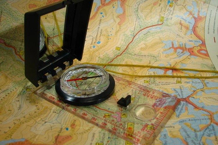 Haz un mapa de minerales para tu área de estudio.