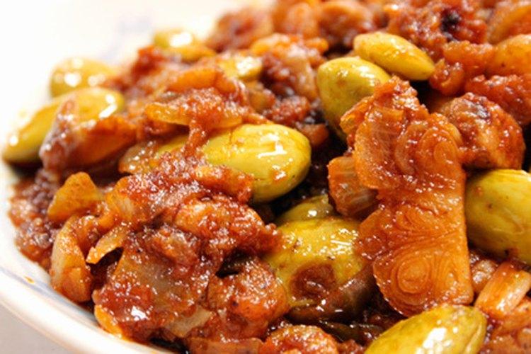 La cocina oriental significa cosas distintas según la localización.