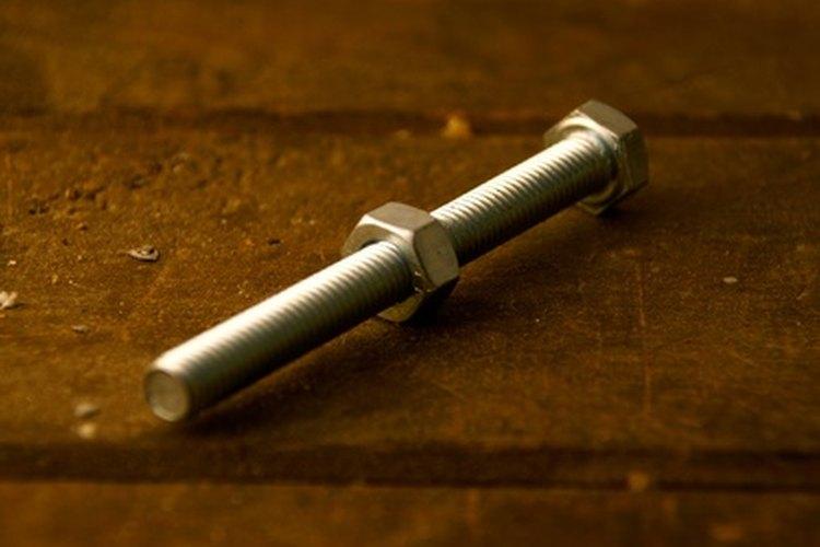 Una prensa simple se puede hacer a partir de elementos que se encuentran en el taller.