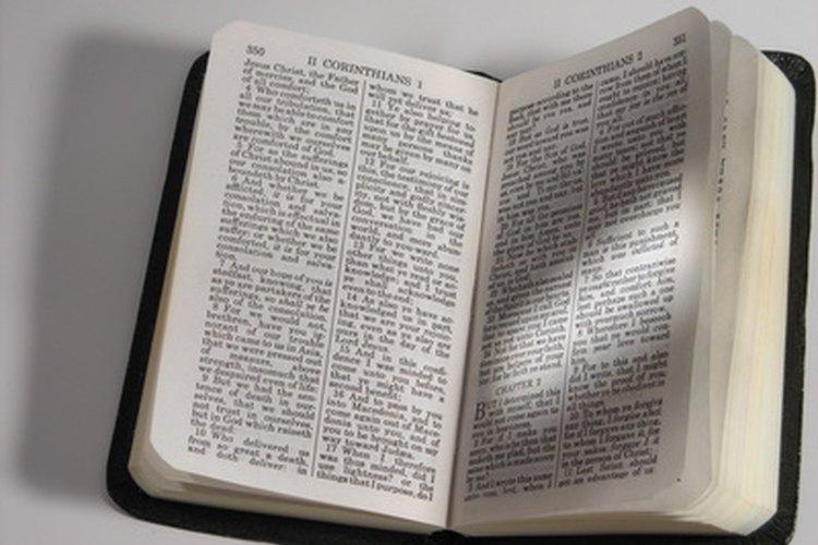 La Escuela Bíblica de Vacaciones le enseña a los niños los principios bíblicos.