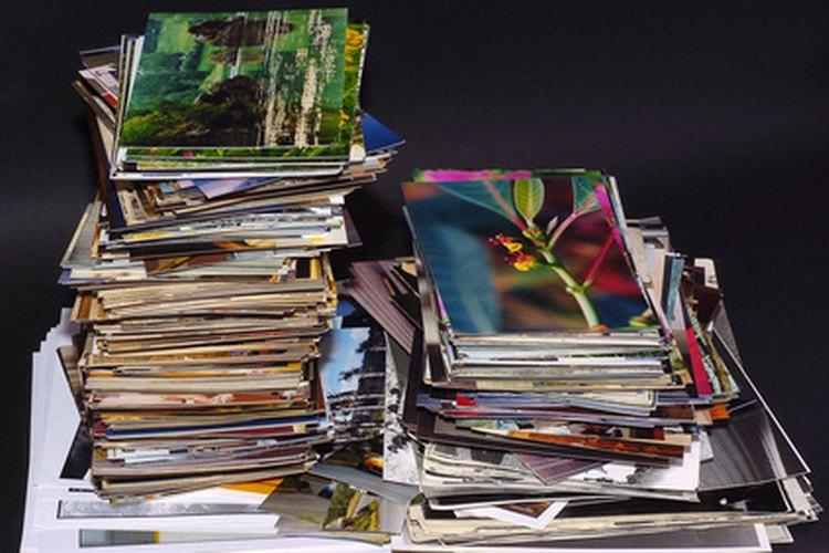 Los coleccionistas pagarán mucho por una postal rara que complete su colección.