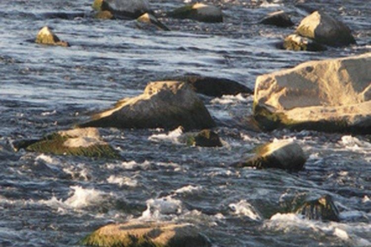 Los ríos son una de las similitudes más básicas entre el antiguo Egipto y Mesopotamia.