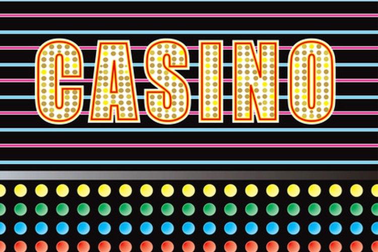 Los modelos de casinos vienen de diferentes orígenes y épocas.