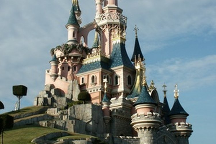 Disneyland es una gran lugar para realizar actividades cuando llueve en Orange County.