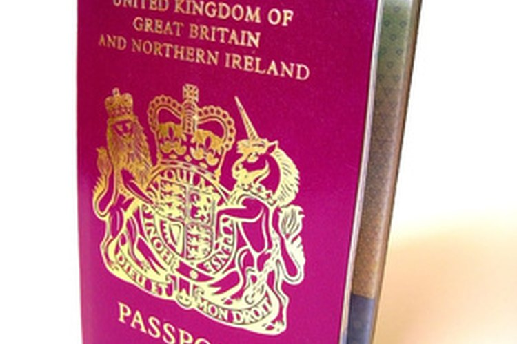 Sin un pasaporte no puedes salir del país.