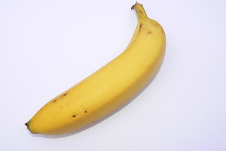 Cada bebida Vivanno contiene una banana entera y una combinación de frutas y otros ingredientes.
