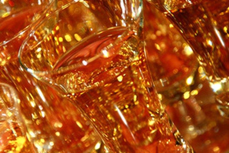 Las copas de jerez mejoran la experiencia de esta bebida.