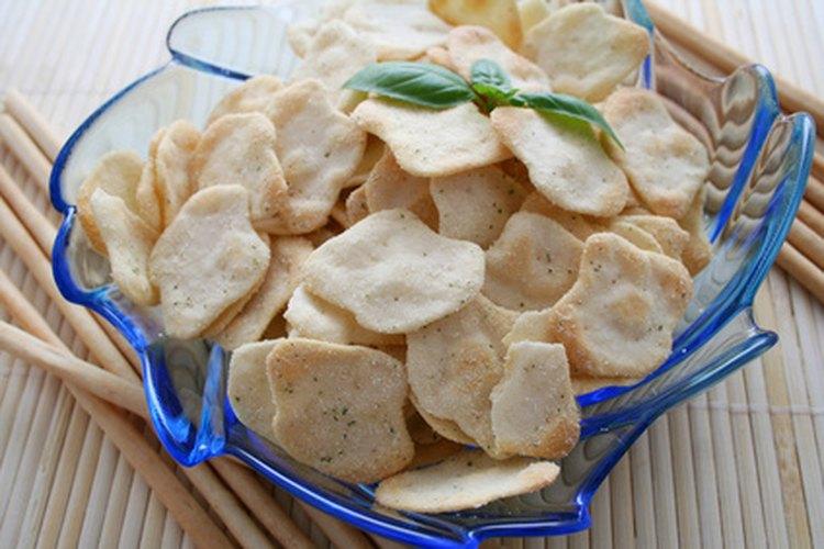 Algunos panes sin levadura son crujientes y parecidos a las galletas.