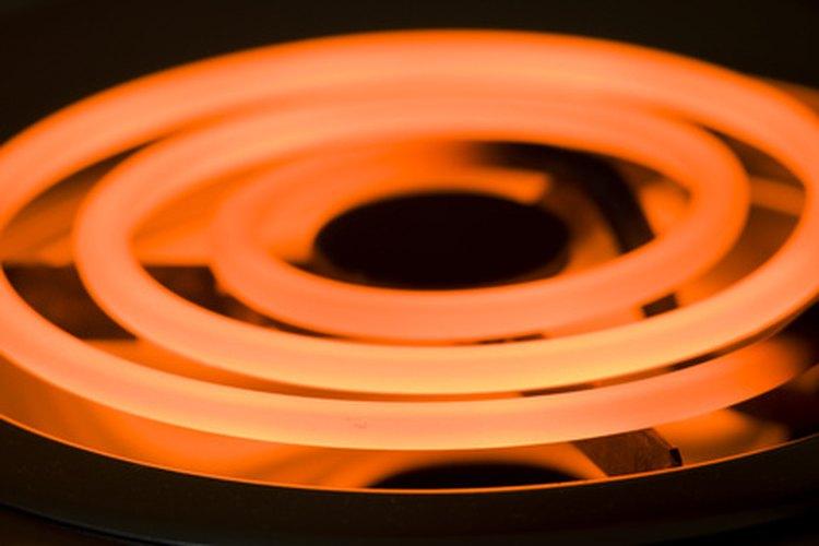 Las cocinas eléctricas evitar la necesidad de una línea de gas en la cocina.