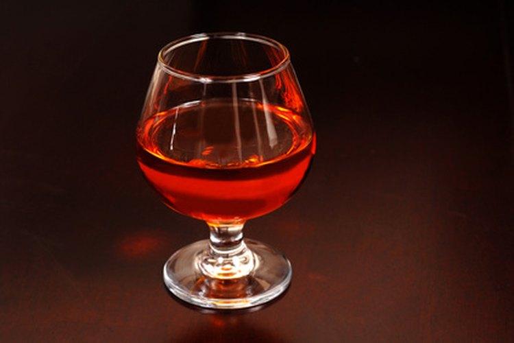 El coñac es una marca de gama alta del brandy.