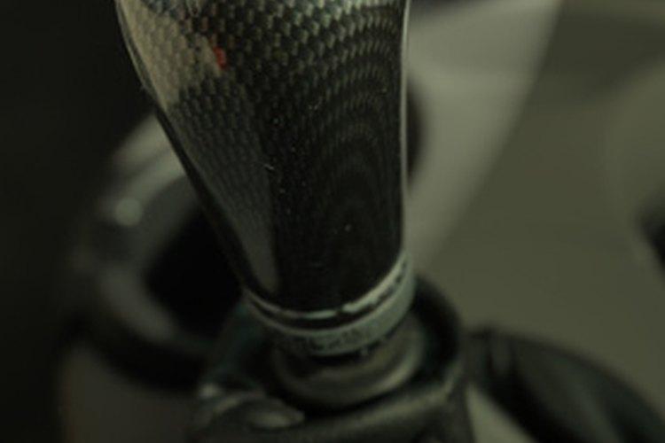 Las perillas de palanca de cambios que se dañan o desgastan pueden ser reemplazadas fácilmente.