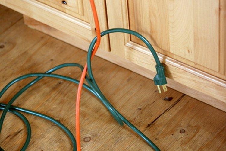 Reparar cables eléctricos puede hacerse con seguridad.