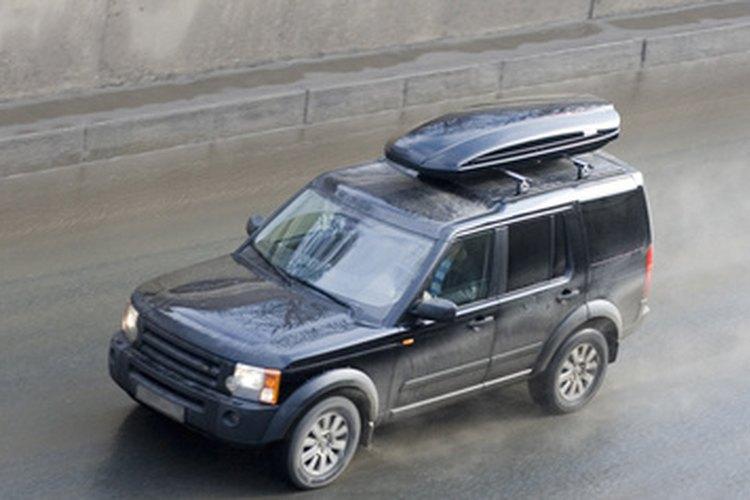 Los autos SUV tienen una alta incidencia de vuelcos.