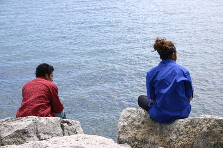 El domingo puedes sentarte junto al lago y charlar con un amigo.