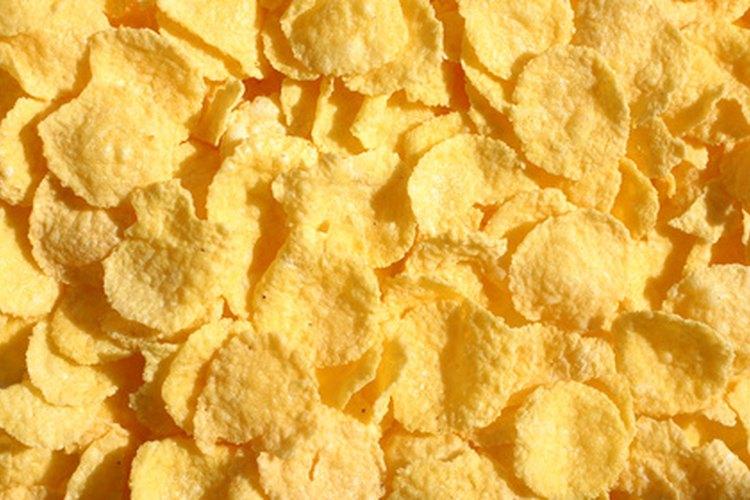 Los Corn Flakes de Kellogg's contienen gluten.