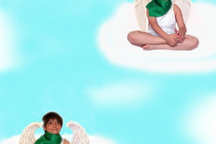 Las nubes son para los seres superiores.