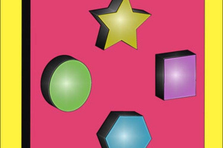 Utiliza manualidades y juegos para mantener a los niños de cuarto grado interesados en aprender sobre los polígonos.