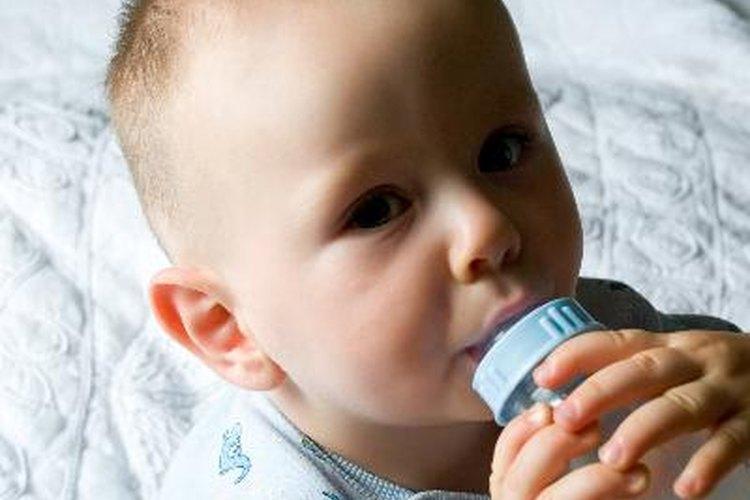 Los bebés necesitan más calorías por libra que los niños de cualquier otra edad.