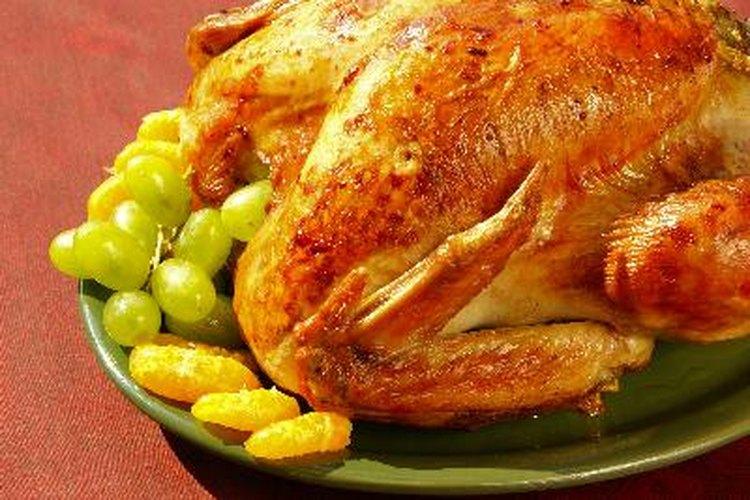 Descongela tu pavo con anticipación para evitar atrasos en tu cena.