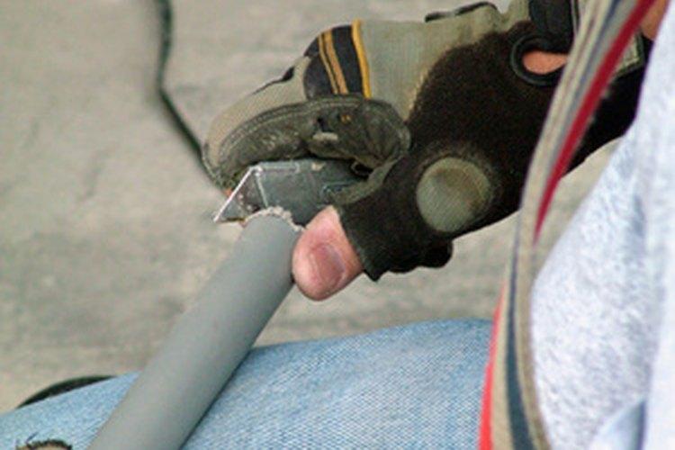 Los electricistas utilizan tipos específicos de equipo de seguridad para protegerse a sí mismos.