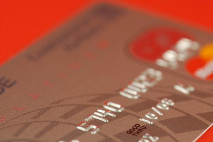 Las tarjetas de crédito en general te dicen exactamente cómo validarlas.