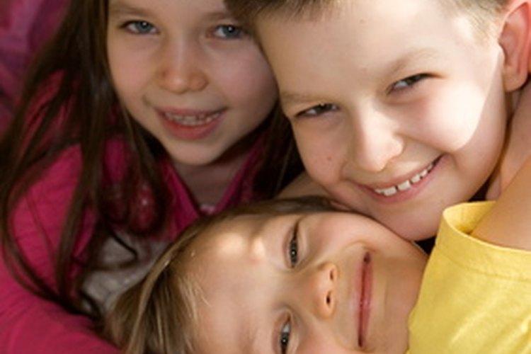 Las actividades son importantes para todos los niños.