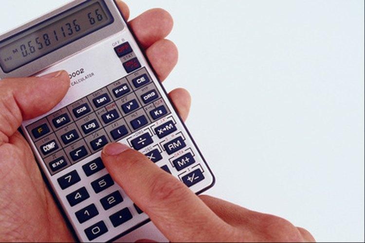 El prorrateo es un término matemático.
