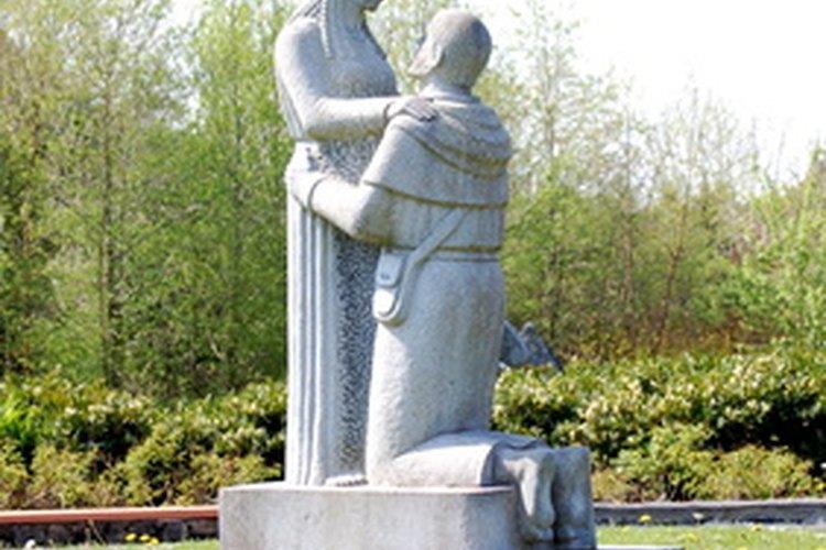 Irlanda tiene una rica historia de tradición en relación con los ritos funerarios.