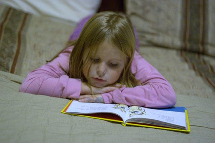 Aprender a leer es un hito importante para un niño.