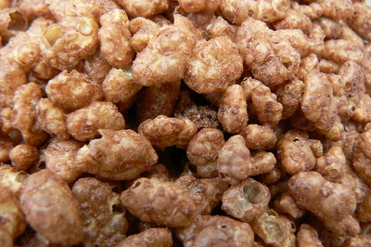 Cereales.