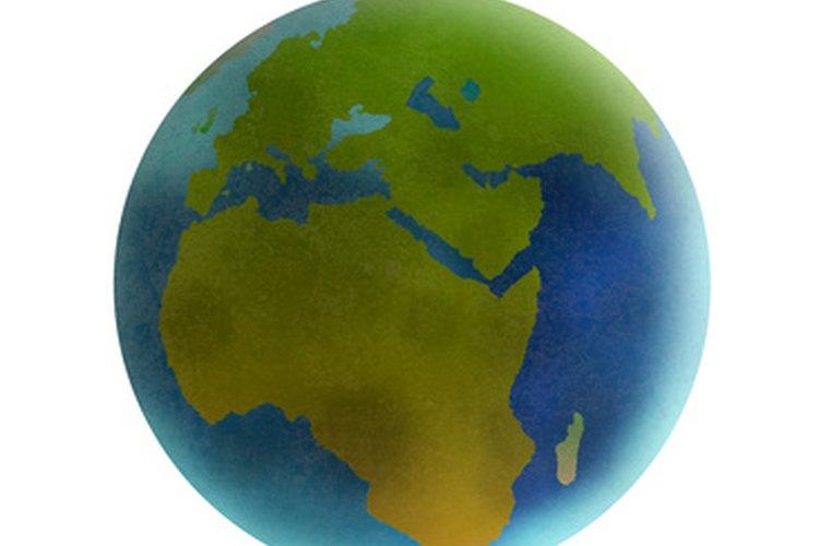 Puedes encontrar praderas en las porciones del este y sur de África.