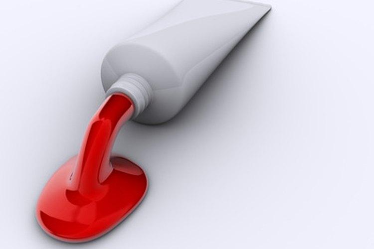 Para mejores resultados, elimina las manchas de colorante comestible lo más pronto posible.