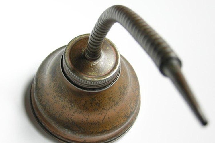 Existen varios tipos de aceite de compresor.