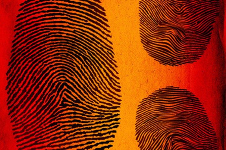 Las técnicas de las ciencias forenses, como el análisis de huellas digitales se diferencian de la criminología.