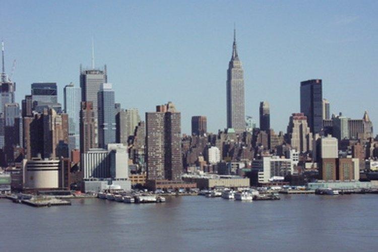 La Quinta Avenida en Manhattan es hogar de algunas de las tiendas más famosas del mundo.
