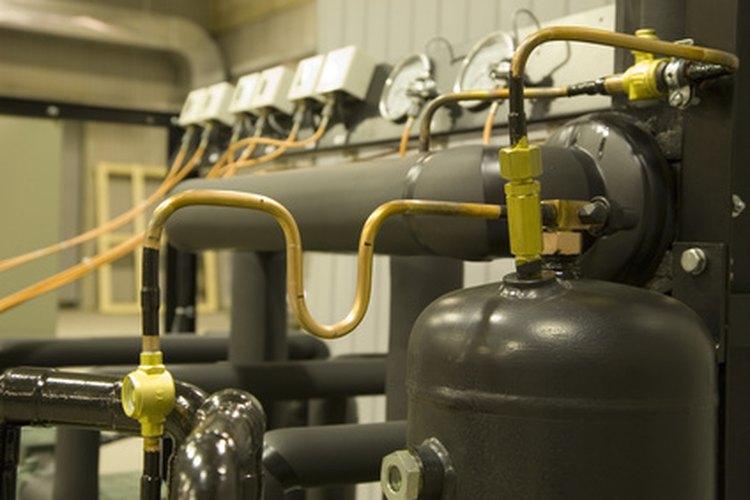 Los refrigeradores industriales requieren un mantenimiento especializado.