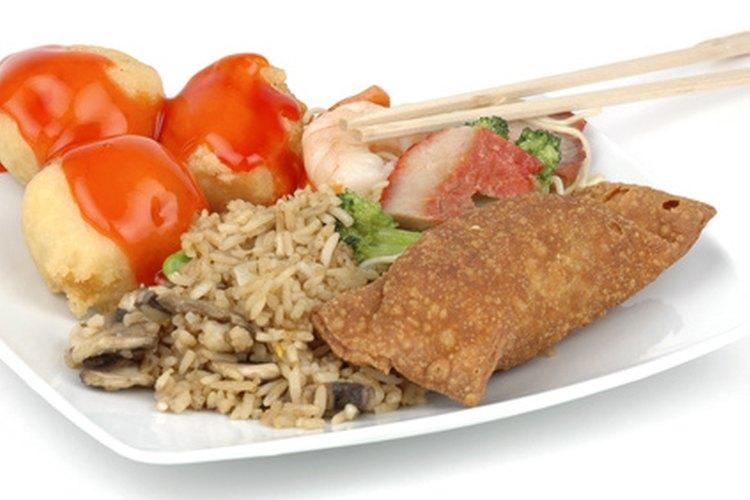 La mayoría de la gente sabe poco acerca de la comida china para el desayuno.