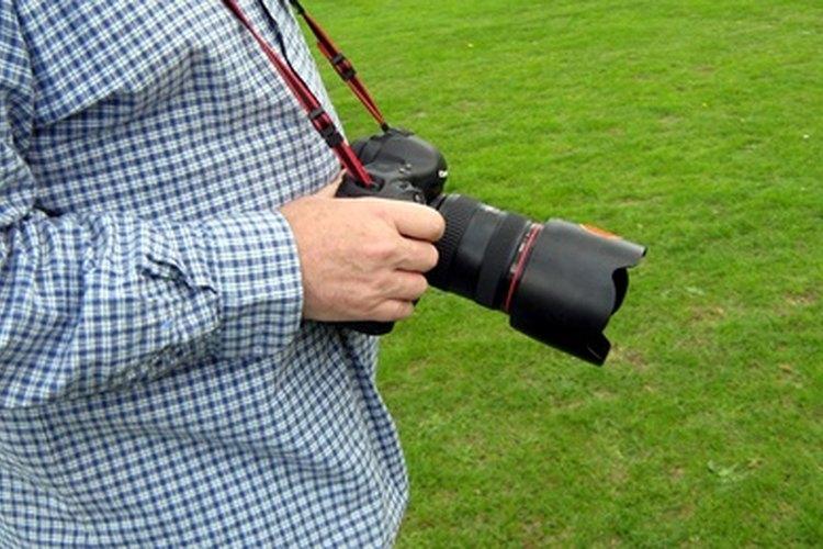 National Geographic sólo emplea a fotógrafos en la cumbre de su campo.