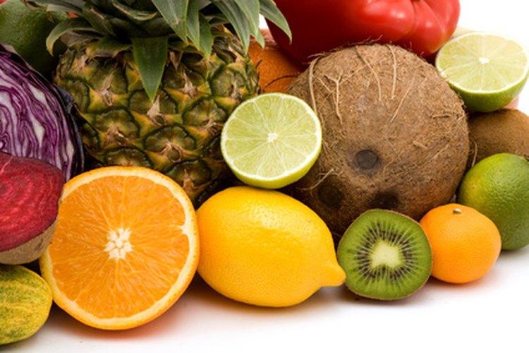 Los exprimidores de frutas producen las bebidas más saludables.