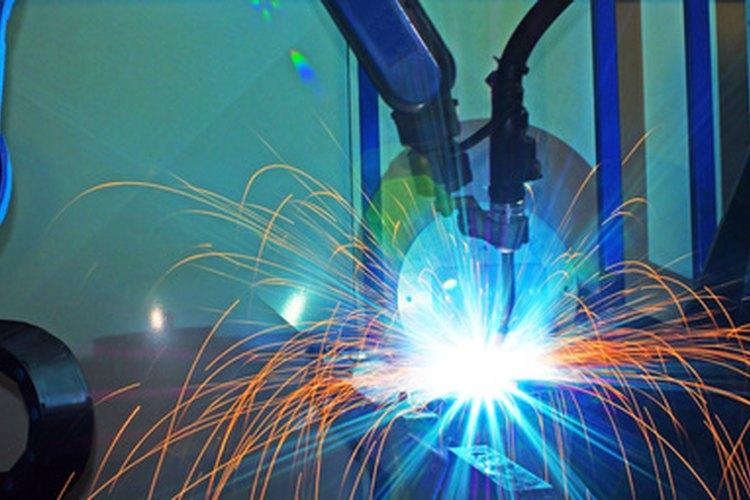 Los LEDs infrarrojos permiten a un robot a