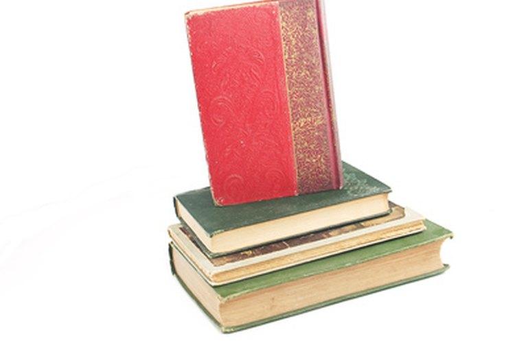 Sigue las pautas desde un libro de referencia de calidad.