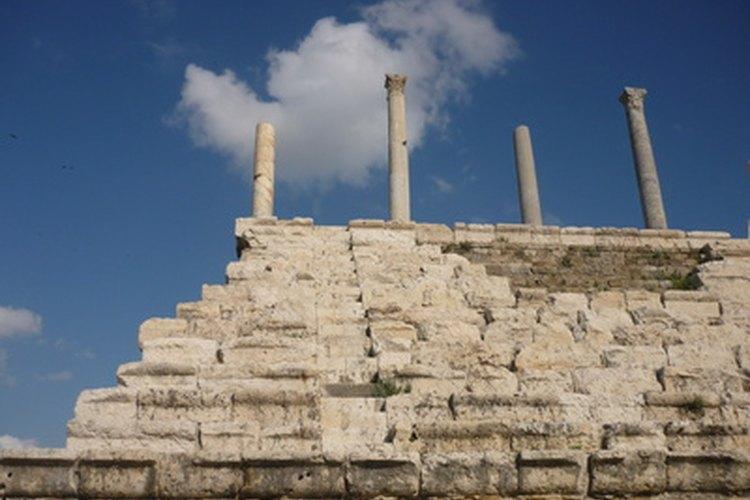 Las columnas del Tyre.