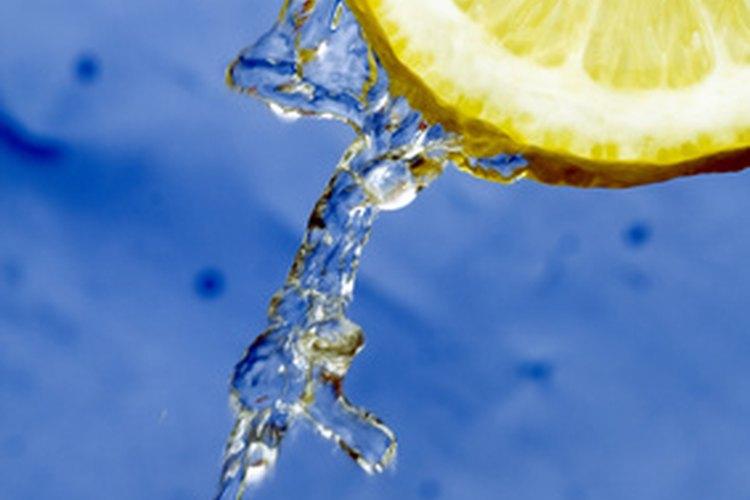 Antes de que hubiera jugo de limón reconstituido, había limones.