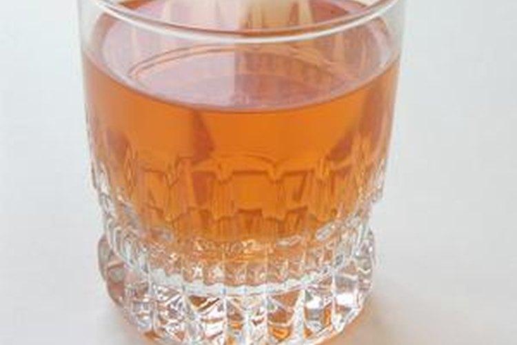 Un whisky seco.
