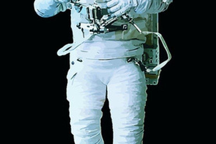 Herramientas como correas de seguridad para evitar que los astronautas floten durante los paseos espaciales.