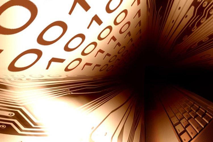 Biología y matemáticas se han cruzado en todo y se han entrelazado aún más con el avenimiento de las computadoras.