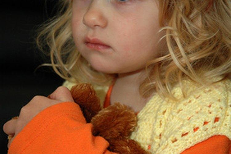 Algunos tipos de mal comportamiento pueden indicar un problema en los niños de edad preescolar.