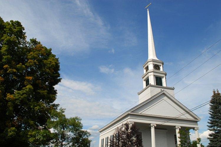 La arquitectura colonial de Nueva Inglaterra es una de sus atracciones turísticas más populares.